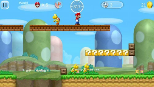 Download Super Mario 2 HD Android